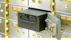 Bridgeman AX & AXN Series Safe Deposit