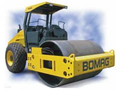Single Drum Rollers, Bomag BW211D-40
