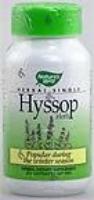 Hyssop 445 mg 100 Capsules