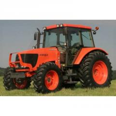 2010 Kubota M95X  Tractor