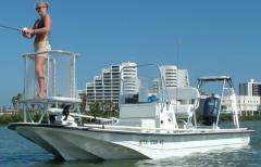 "Shallow Sport 21' 5"" Sport Boat"