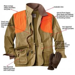 Ventile Cornstalker Jacket