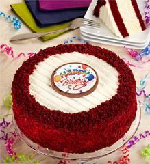 Junior's® Happy Birthday Red Velvet