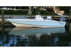 2012 Cobia Boats 19 Bay