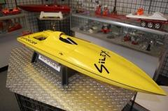 Enforcer Silex Floater Boat