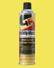 Brake Cleaner - Aerosol