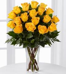 Passion™ for Happiness Rose Bouquet of 20-inch