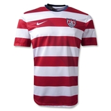 01 USA 12/14 Youth Home Soccer Jersey