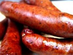 Hot Links (Smoked)