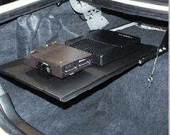 Consolidator Slide Out Radio Shelf By Havis®
