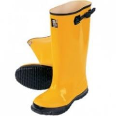 "MCR Yellow 17"" Rubber Slush Boots"