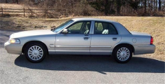 Vehicle Mercury Grand Marquis LS