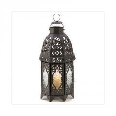 Lantern, Black Lattice