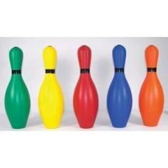 Colored Bowling Pin Sets Sports Bowling Equipment