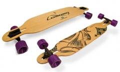 Loaded Skateboards Dervish Complete Flex 2