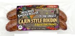 Pecan Smoked Cajun Style Boudin