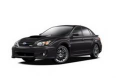 Vehicle Impreza WRX Subaru