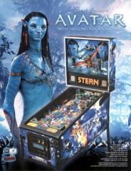 Avatar Stern 2010 Game Machine