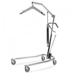 Chrome Hydraulic Lift, Invacare