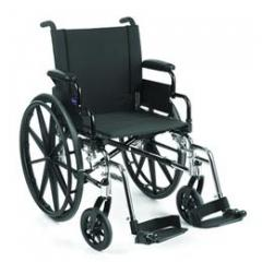 Lightweight Wheelchair, Invacare 9000 XT