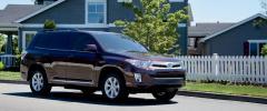 Toyota 2012 Highlander Hybrid