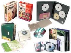 Custom multimedia packaging