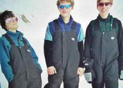 Expedition bibs