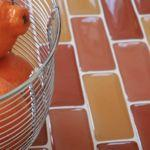 Sandhill glass tile