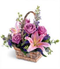 Flower Basket, Suddenly Summer