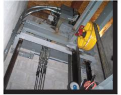 Green Machine MRL Traction Elevators