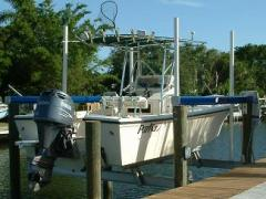 Patriot Vertical Boat Lifts
