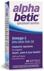 Alpha betic® Omega-3