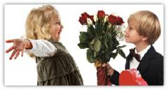 Valentine's - Flower and roses the perfect gift