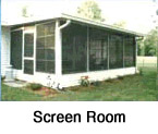 Screened Rooms, Patios & Porches