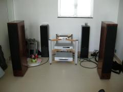 Domestic cinemas audio components