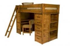 Young Pioneer Student Loft Bed A
