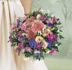 Mixed Flower Nosegay