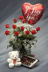 The Romantic Bouquet