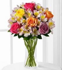 Colorful Connection Bouquet