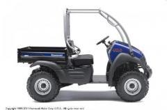 2011 Kawasaki Mule™ 610 4x4 XC