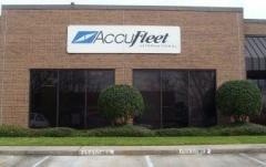 Accufleet Aluminum Pan sign