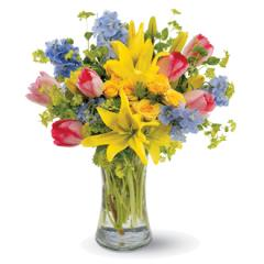 Springtime Joy Bouquet