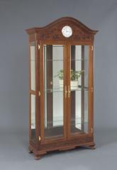 Large Clock Curio
