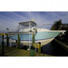 ACE Aluminum Boat Lift 20,000lbs.