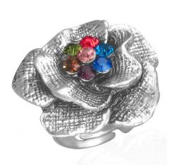Accessories for clothes 3D Rose Flower Cocktail