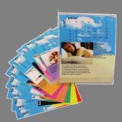 Wellness Desk Jewel Calendar