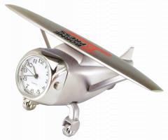 Die Cast Airplane Clock