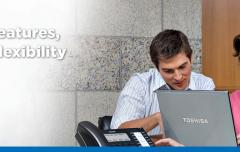 Toshiba office phones