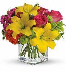 Teleflora's Sunsplash Bouquet