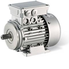 MF three-phase AC motors